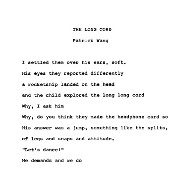 THE LONG CORD -1-